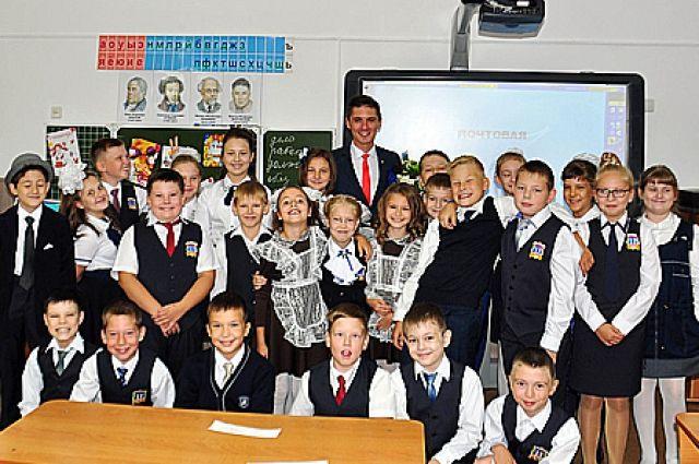 Сергей Пикалов более десяти лет работает учителем начальных классов.