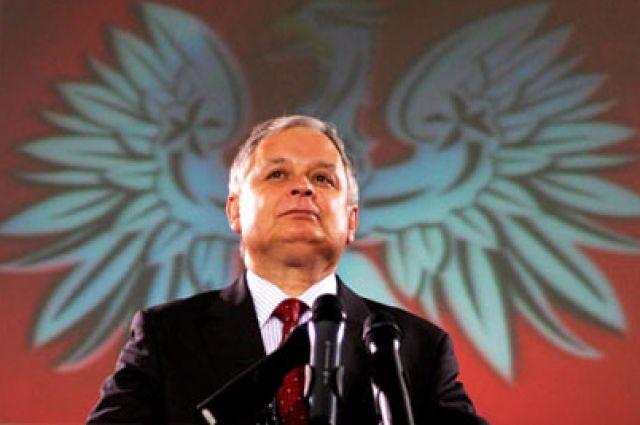 Тела экс-президента Качиньского иего супруги эксгумированы вПольше
