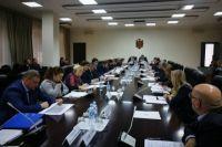 Заседание правительства Молдавии