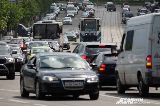 На 2-х дорогах Тулы введут двустороннее движение