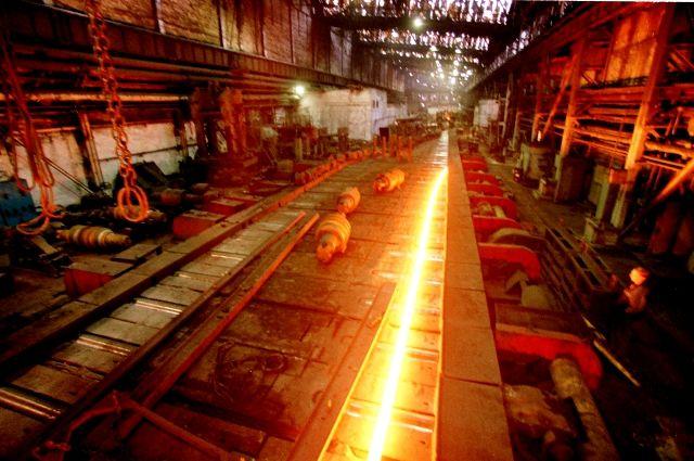 Металлургический завод вГурьевске обанкротился