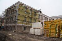 По плану объект будет сдаваться в 2017 году.