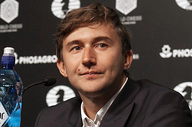 Сергей Карякин.