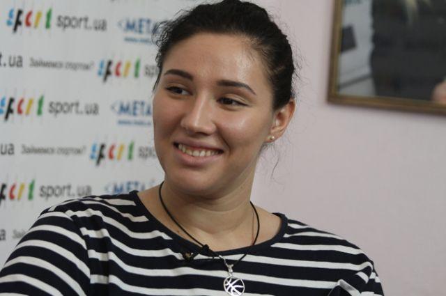 Украинская спортсменка вошла втоп-10 мирового рейтинга