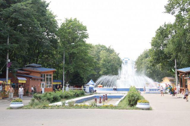 ВНижнем Новгороде подготовили концепцию развития парков искверов