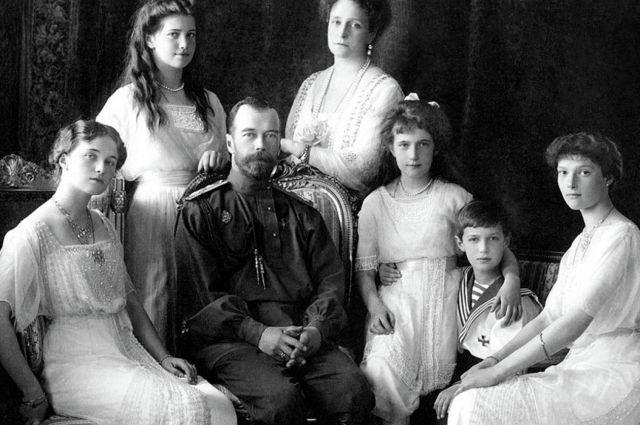ВДивееве установят монумент семье НиколаяII