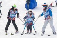 Проект позволить детям социализироваться с помощью горнолыжного спорта.