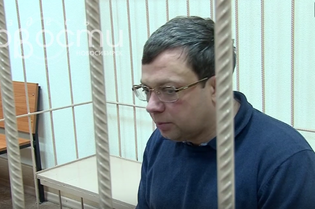 Александр Данильченко дал комментарий по поводу своего задержания.