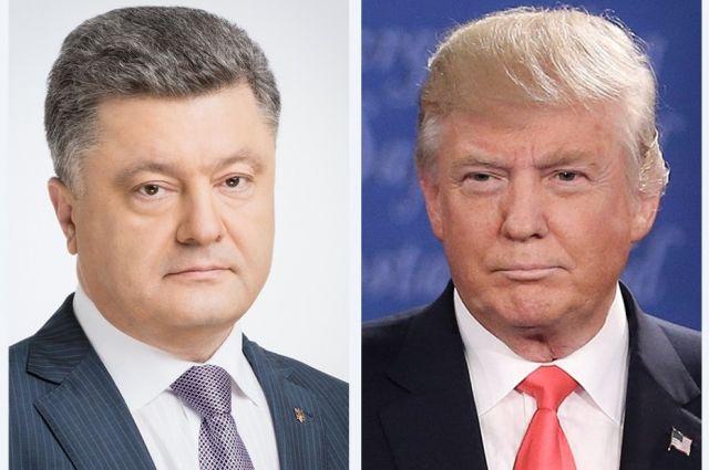 П.Порошенко: Украине существенна поддержка Вашингтона в сопротивлении русской агрессии