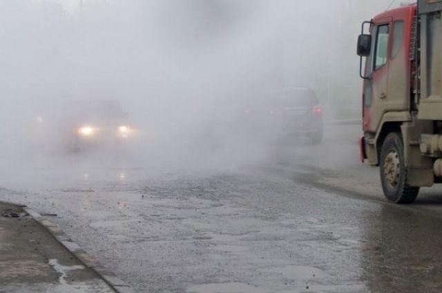 Екатеринбургские улицы ушли под воду Сегодня в08:54