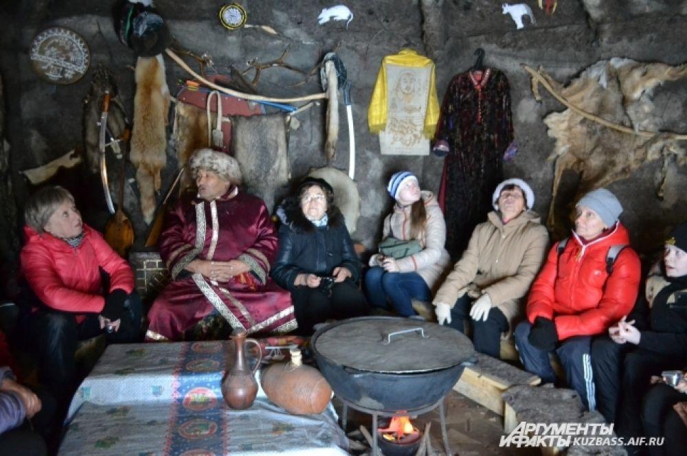 Музей посещали туристы из Германии, Испании, Англии и Франции.