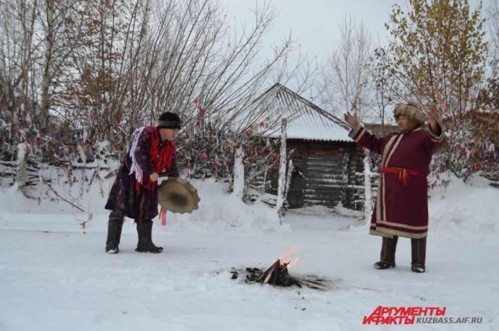 Если Ульгень разрешит, то «иноземцы» обязательно попадут в удивительный мир предков.