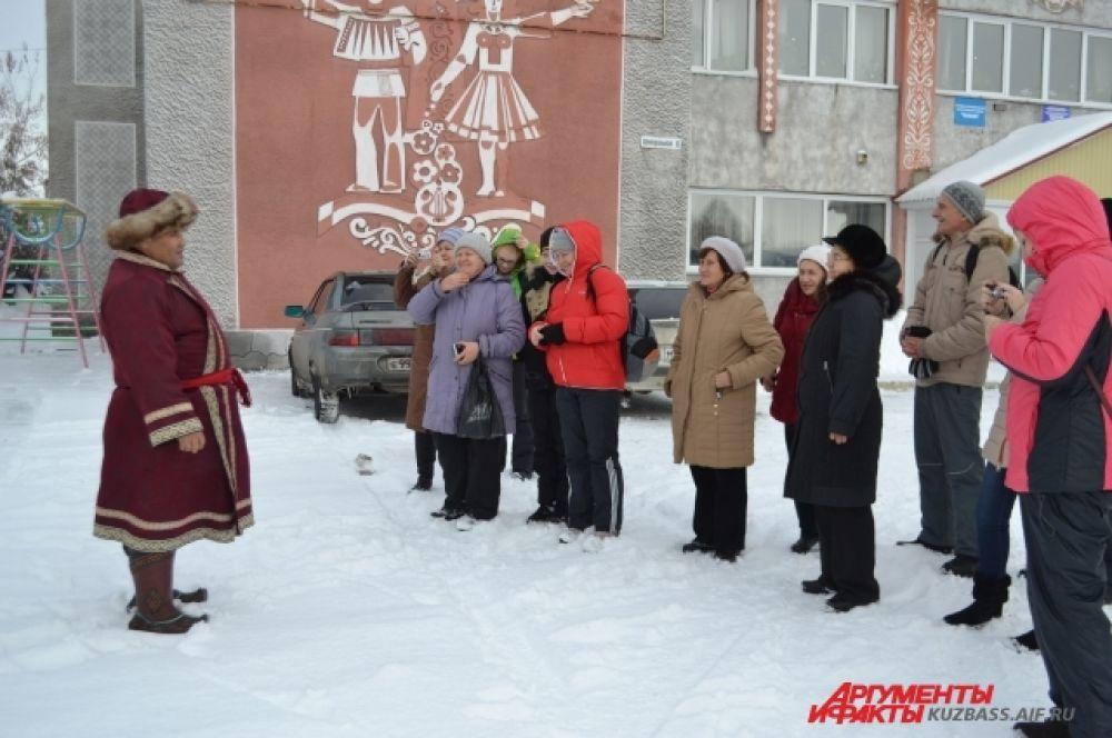 Гости в «Чолкой» съезжаются не только со всей России, но и из-за границы.