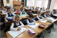 Это будет первая в Красноярске школа на такое большое число учеников - почти 1300 мест.