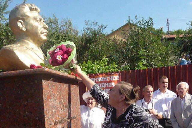 Памятник Сталину в Пензе