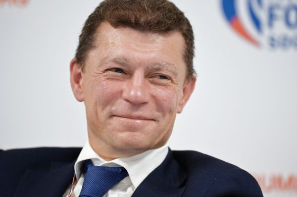 Максим Топилин — министр труда и социальной защиты.