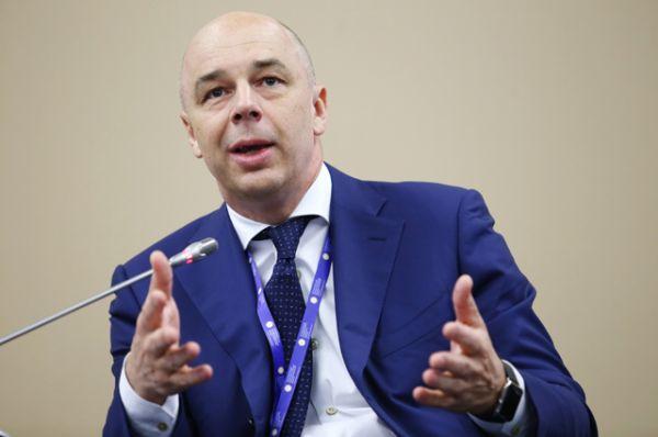 Антон Силуанов — первый заместитель председателя Правительства, министр финансов.