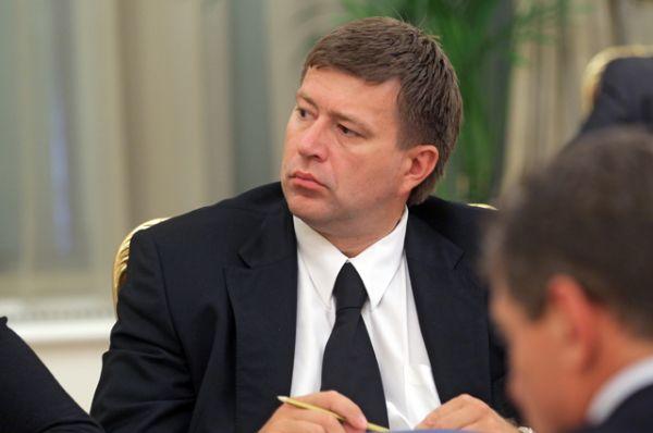 Александр Коновалов — министр юстиции.