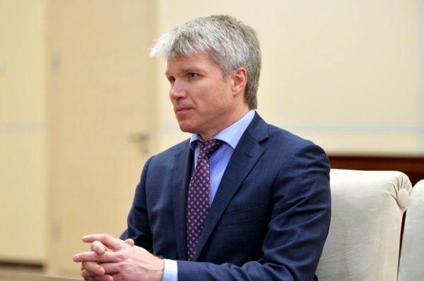 Павел Колобков — министр спорта.