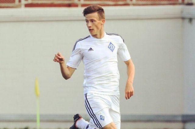 Воспитанник Динамо принял российское гражданство