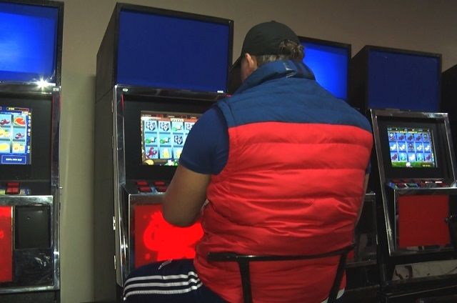 Казино слоты игровые автоматы