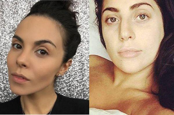 Настя Каменских и Леди Гага