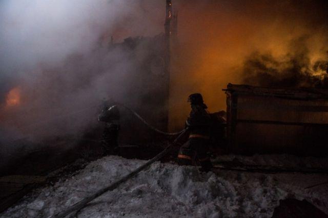 Новосибирская семья из неменее 15 человек осталась без жилья