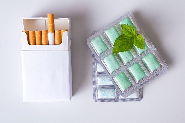 Жвачки от сигарет купить купить жидкость для электронной сигареты в симферополе