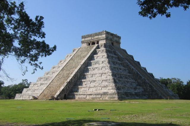 Пирамиду внутри пирамиды обнаружили ученые