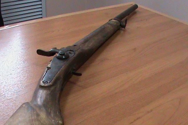 Охотничье оружие отправлено на экспертизу.