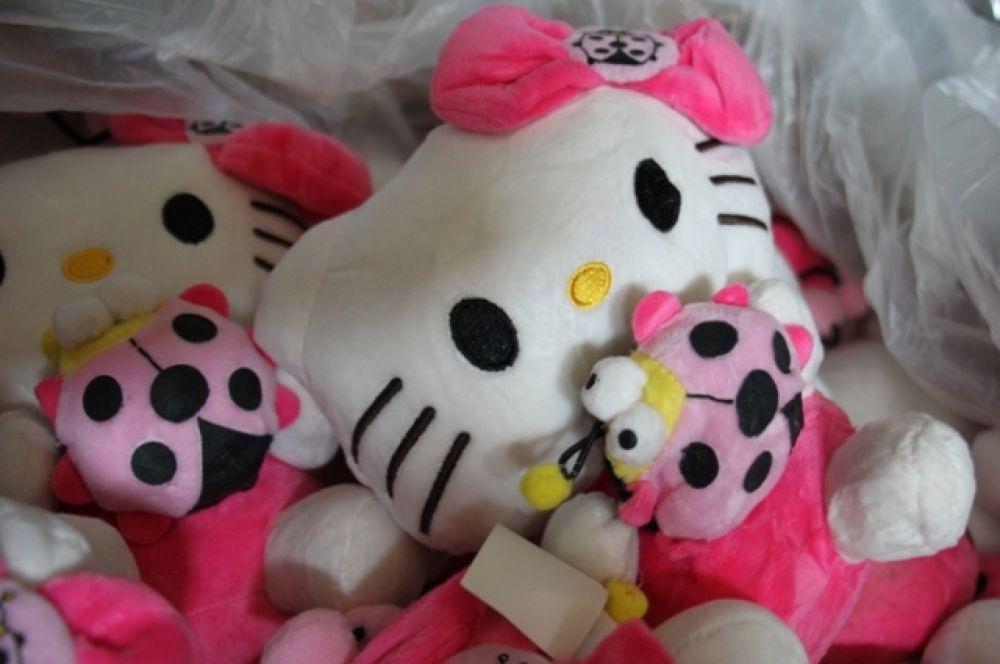 Крупную партию контрафактных игрушек не пустили на прилавки магазинов ростовские таможенники.
