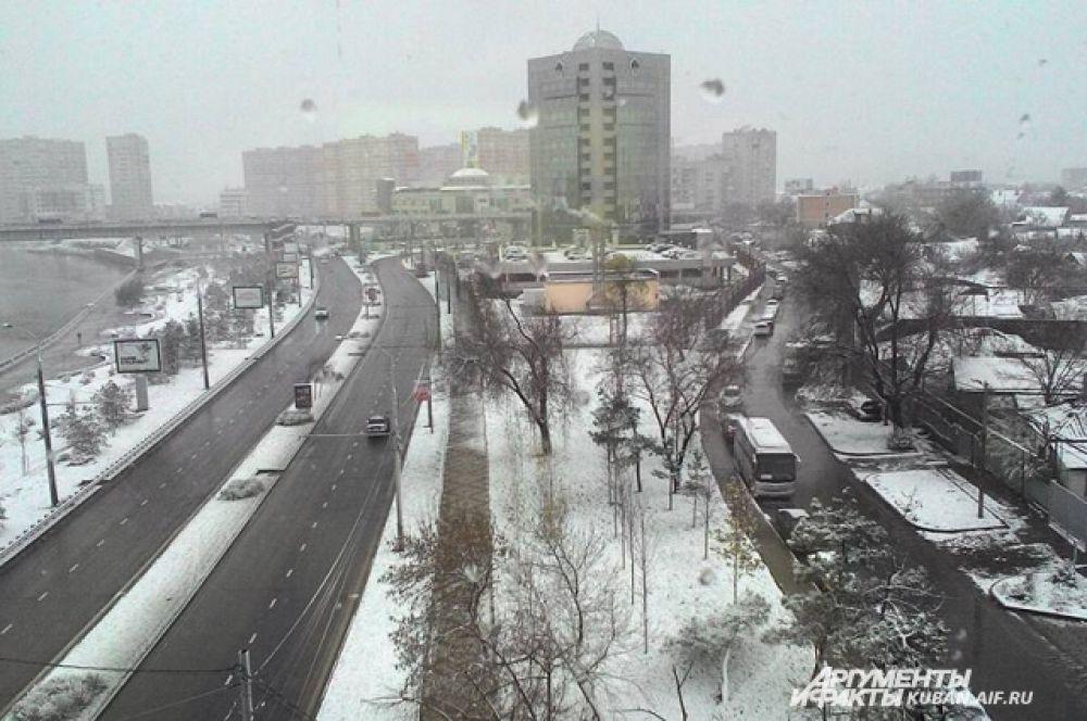 Улица Кубанская Набережная.