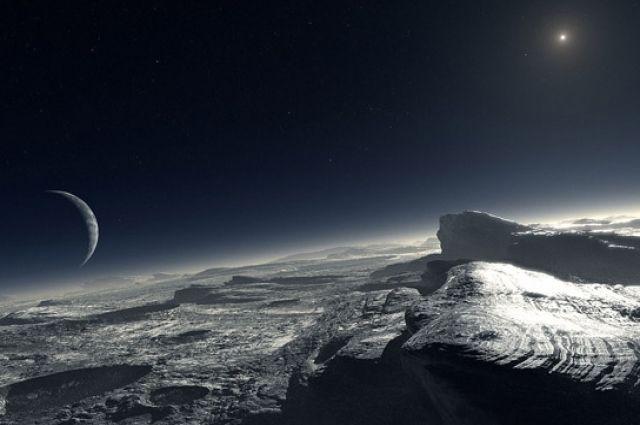 Под замороженной поверхностью Плутона может быть океан