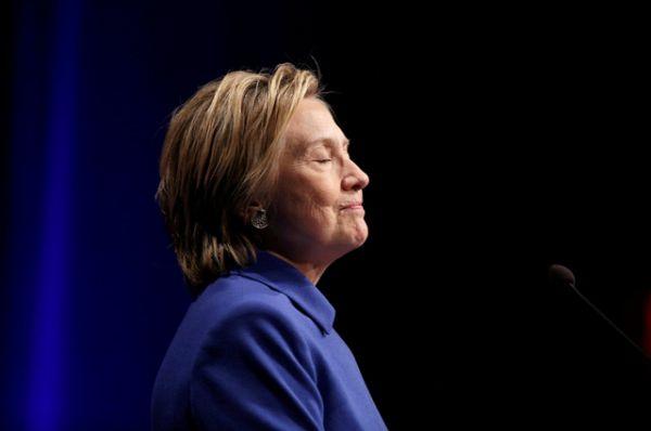 Также она отметила, что знает о «глубоком разочаровании» присутствующих результатами голосования.