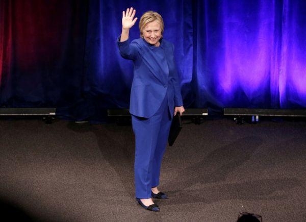 По ее словам, приезд на конференцию дался ей нелегко.