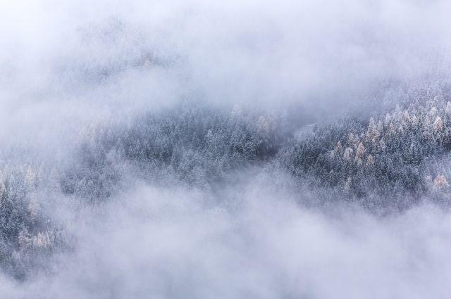 Морозы задержатся в Кузбассе на выходные.