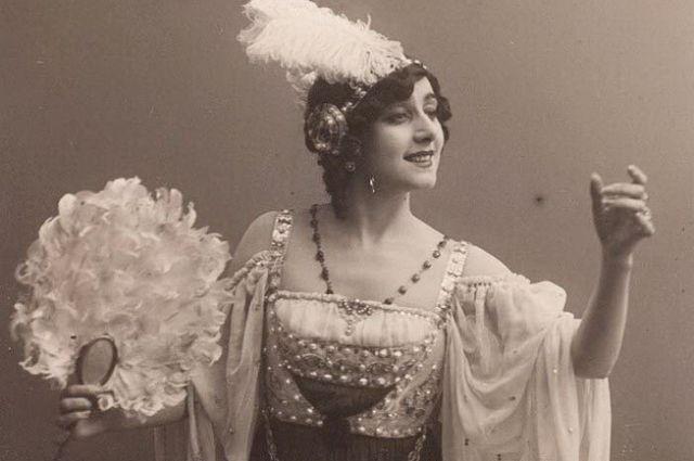 Вера Каралли слыла одной из самых желанных красавиц начала XX века