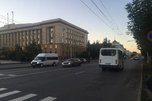 Новые знаки появятся на подъездной дороге от ул. Кирова к строению № 75 по ул. Московской.