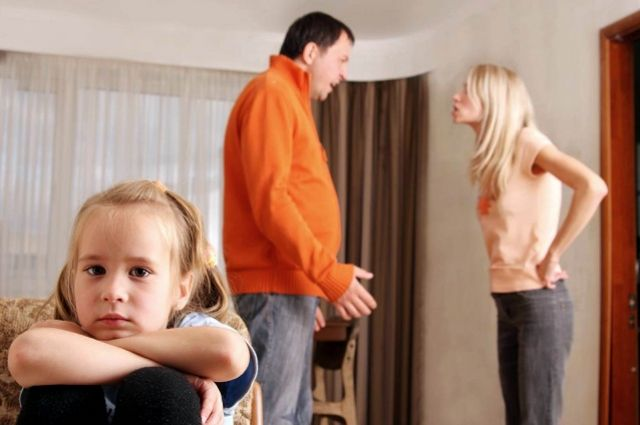 «Пусть дети видят ссоры родителей, но они должны также видеть и то, как те мирятся, ведь они копируют поведение взрослых».