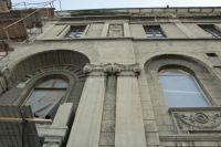 Музей будет располагаться на четырёх этажах.