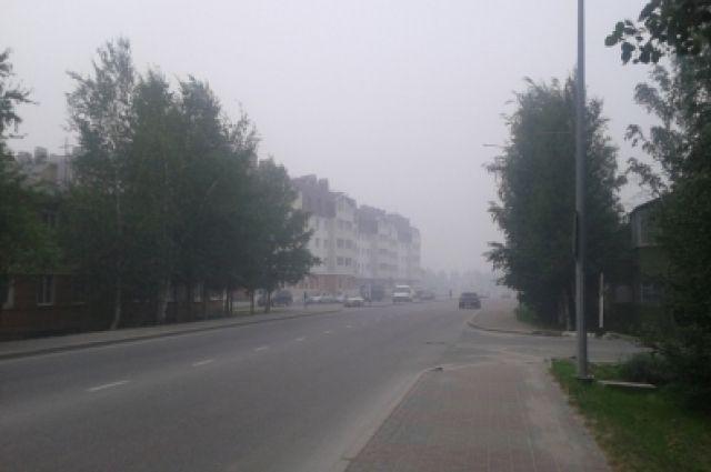 ВКрасноярске насутки введен режим «черного неба»