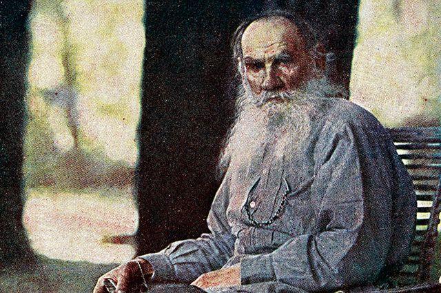 В путешествии по стране Лев Толстой простудился, у него началось воспаление лёгких.