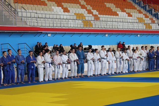 Соревнования по карате проводятся в Пензе систематически.