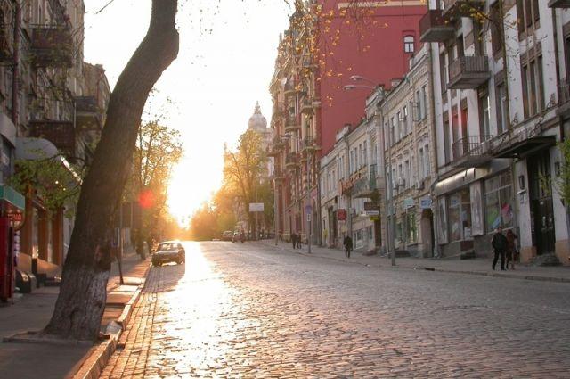 19ноября движение поулице Прорезной будет закрыто