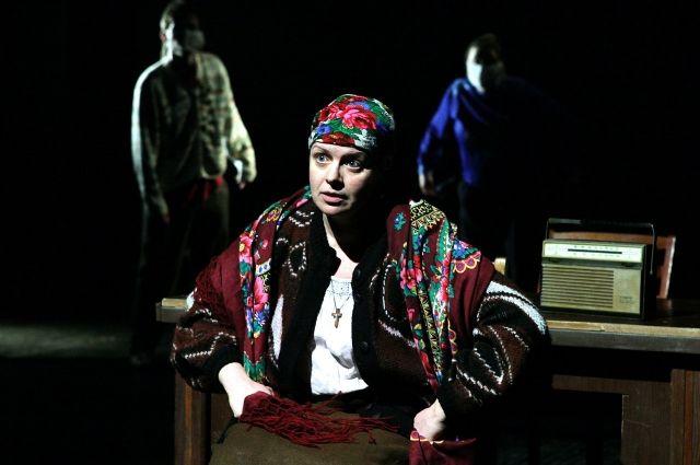 ВШекспировском театре покажут украинский спектакль оЧернобыле