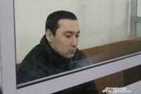 Сирожиддин Шералиев в ожидании судьи