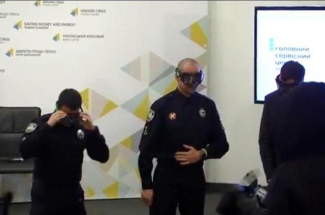 Вукраинских автошколах наводителей будут надевать очки, создающие иллюзию опьянения