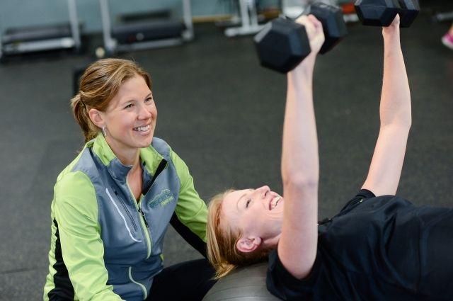 Чтобы заняться спортом для здоровья, нужны не только деньги, сколько желание.