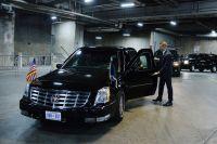 Автомобиль президента США «Зверь» (The Beast)