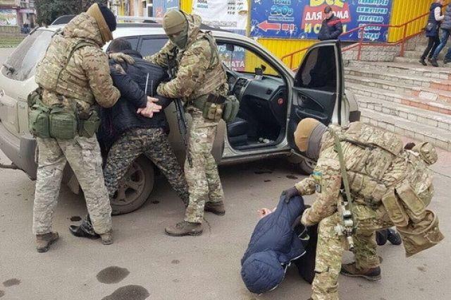 ВСлавянске СБУ задержала навзятке чиновников местного лесхоза